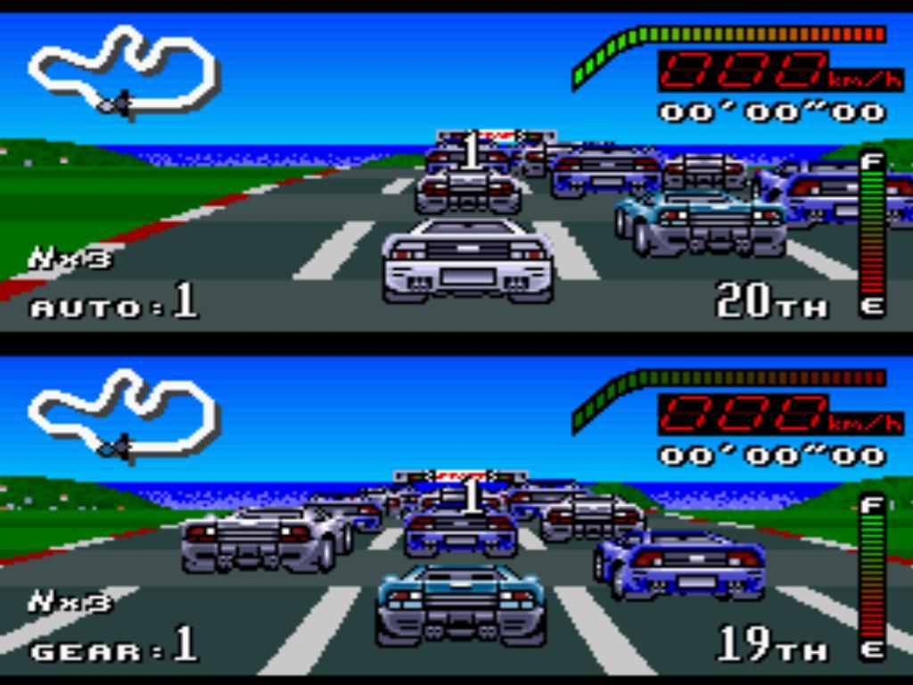 Super Trilhas Sonoras Top Gear Super Nintendo