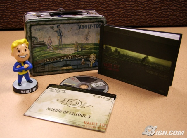 Amazon. Com: fallout 3 xbox 360 game of the year edition.