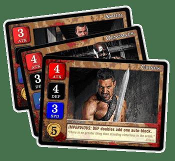 GladiatorCards