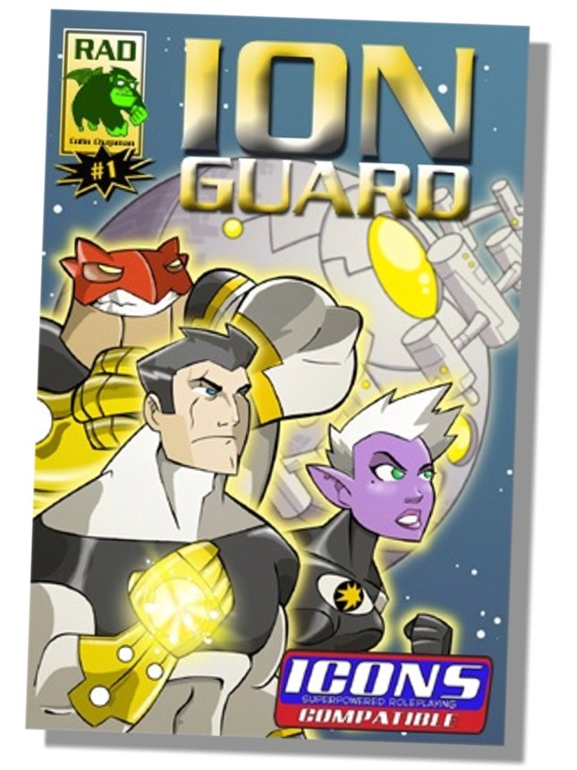 Ion-Guard