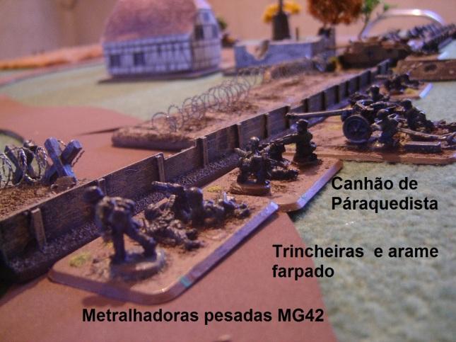 fortificações