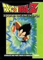 DBZ book 2 capa