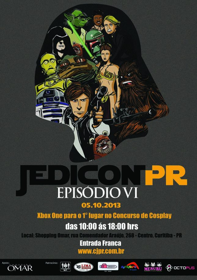 Poster da JEDICON 2013