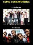 Comic Con no jeitinhoBrasileiro