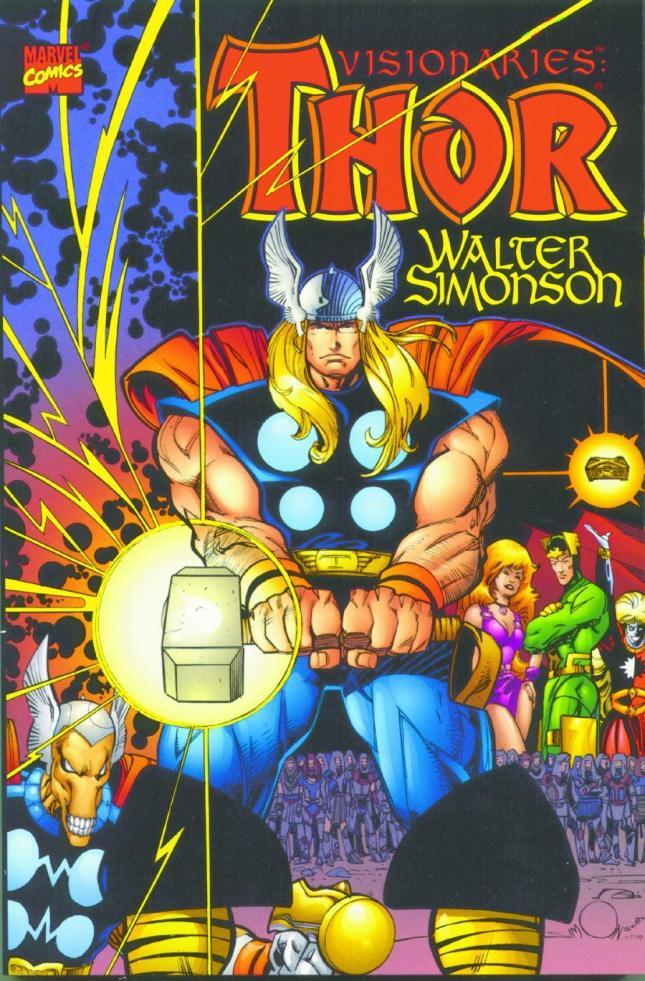 Thor Visionaries-Walt Simonson