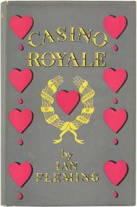 Casino Royale Capa da 1a ediçãover