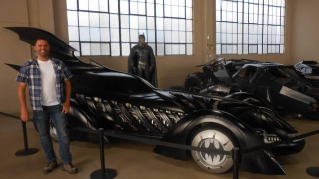 Warner-BatGarage